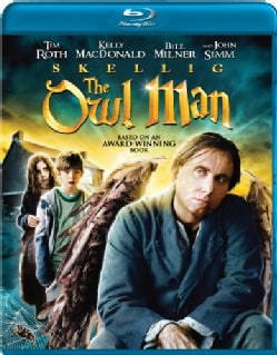 Skellig: The Owl Man (Blu-ray Disc)