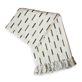 City Chenille Throw