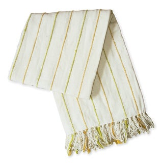 Nature Chenille Throw
