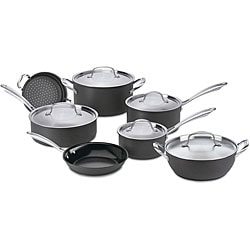 Cuisinart GreenGourmet Nonstick Hard Anodized 12-piece Cookware Set *with Rebate*