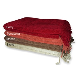 Grace Chenille Throw