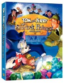 Tom and Jerry Meet Sherlock Holmes (DVD)