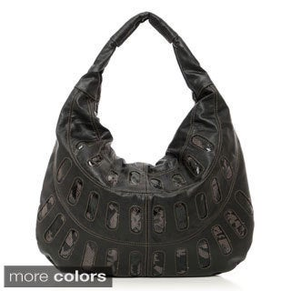 Angie and Lola Medium Hobo Bag