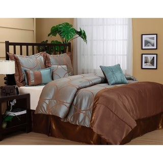 Anna Luxury 7-piece Comforter Set