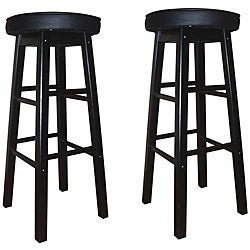 Devers 30-inch Bar Stools (Set of 2)