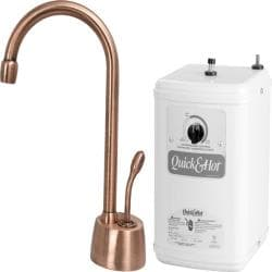 Antique Copper Lead-free Instant Hot Water Dispenser and Heating Tank