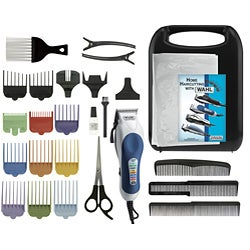 Wahl Color Pro 26-piece Haircutting Kit