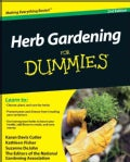 Herb Gardening for Dummies (Paperback)
