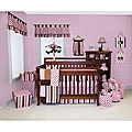 Trend Lab Maya 6-piece Crib Bedding Set