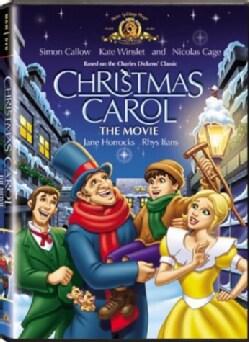 Christmas Carol The Movie (DVD)