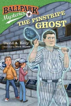 The Pinstripe Ghost (Paperback)