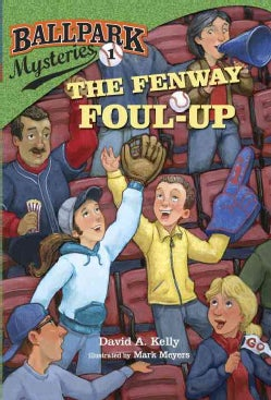 The Fenway Foul-Up (Hardcover)