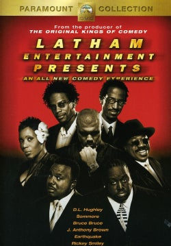 Latham Entertainment:All New Comedy (DVD)