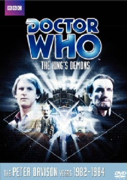Doctor Who: The King's Demons (DVD)
