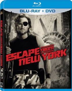 Escape From New York (Blu-ray/DVD)