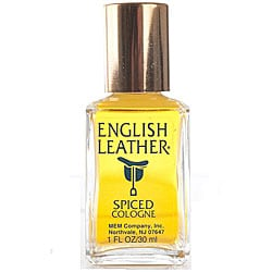 English Leather Men's 1-ounce Spiced Cologne (Pack of 4)