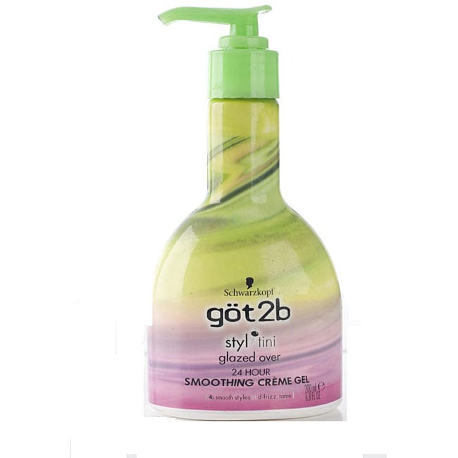 Got2B Styltini Glazed Over 24-hour Smoothing Creme Gel (Pack of 4)