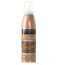 John Frieda 7.5-ounce Brilliant Brunette Volumising Mousse (Pack of 4)