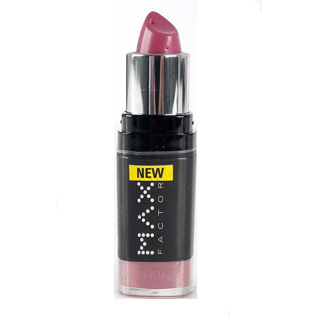 Max Factor #28 Rose Rage Vivid Impact Lipcolor (Pack of 4)