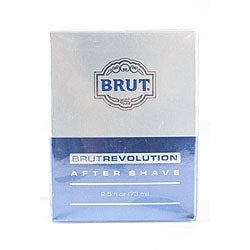 Brut Revolution 2.5-ounce Aftershave (Pack of 4)