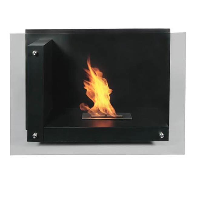 Free Standing Corte Bio Ethanol Fireplace