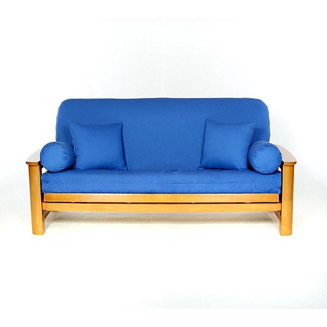 cobalt full size futon cover 12936343