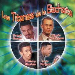 Various - Los Titanes DE LA Bachata