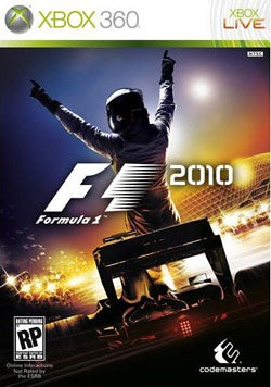Xbox 360 - F1 2010