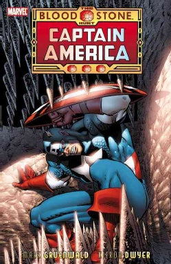 Captain America: The Bloodstone Hunt (Paperback)