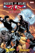 Agents of Atlas: Versus X-men and Avengers (Paperback)