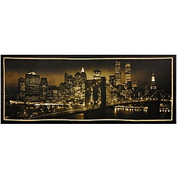 New York Skyline Canvas Wall Art (China)