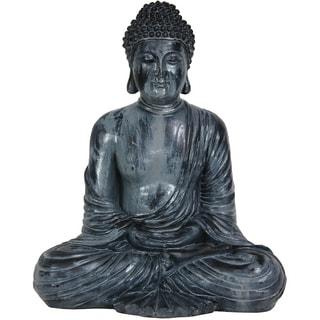 Japanese 12-inch Sitting Gautama Buddha Statue (China)