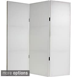 Canvas Do It Yourself 6-foot 3-panel Room Divider (China)