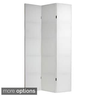 Canvas Do It Yourself 3-panel 7-foot Room Divider (China)