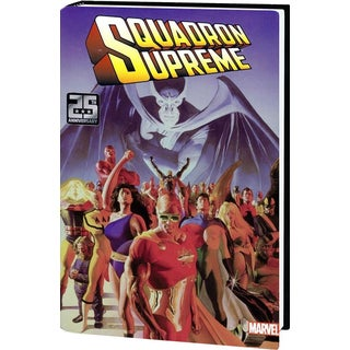 Squadron Supreme Omnibus (Hardcover)