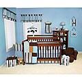 Trend Lab Max 6-piece Crib Bedding Set