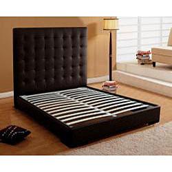Delano Espresso King Platform Bed