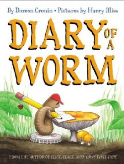 Diary of a Worm (Hardcover)