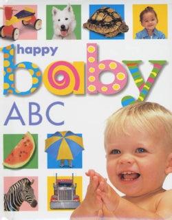 Happy Baby ABC (Board book)