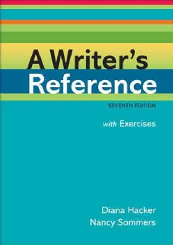 A Writer's Reference With Exercises (Paperback)