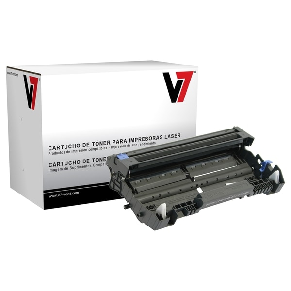 V7 Black Drum Unit for Brother DCP-8060/8065DN