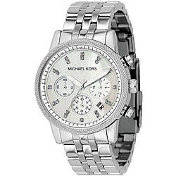 Michael Kors Women's MK5020 Stainless Steel Watch