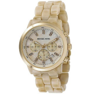 Michael Kors Women's MK5217 Chronograph Watch