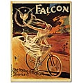 Pal 'Falcon' Vintage Gallery-Wrapped Canvas Poster