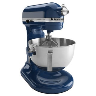 KitchenAid KV25G0XBW Blue Willow Professional 5-quart Stand Mixer