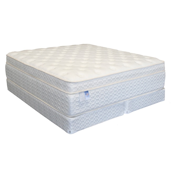 Serenity Euro Memory 18 Inch California King Size Mattress