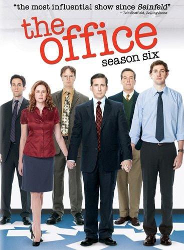 The Office: Season Six (DVD)