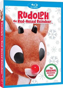Rudolph the Red Nosed Reindeer (Blu-ray Disc)