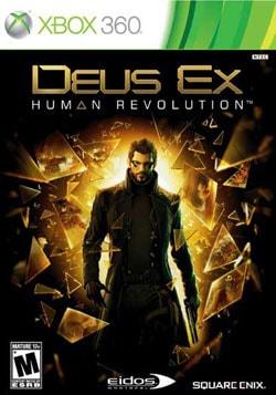 Xbox 360 - Deus Ex: Human Revolution