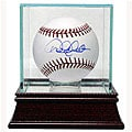 Baseball Glass Display Case (Pack of 6)